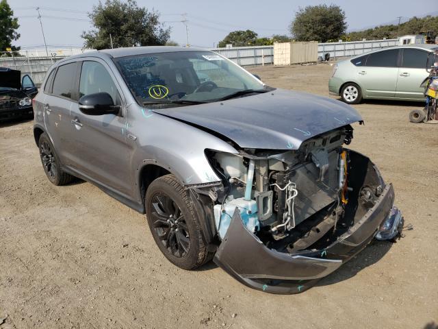 Mitsubishi Outlander salvage cars for sale: 2017 Mitsubishi Outlander