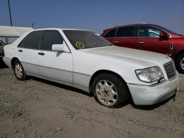 Mercedes-Benz salvage cars for sale: 1992 Mercedes-Benz 400 SE