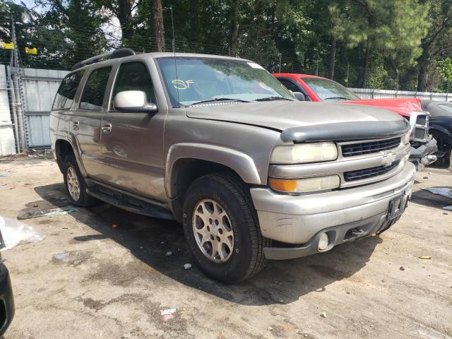 Salvage cars for sale from Copart Austell, GA: 2002 Chevrolet Tahoe K150