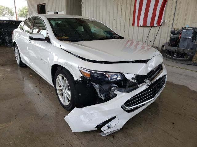 Salvage cars for sale from Copart Homestead, FL: 2017 Chevrolet Malibu LT
