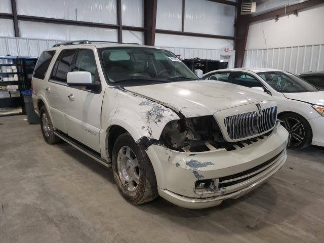 Lincoln salvage cars for sale: 2006 Lincoln Navigator