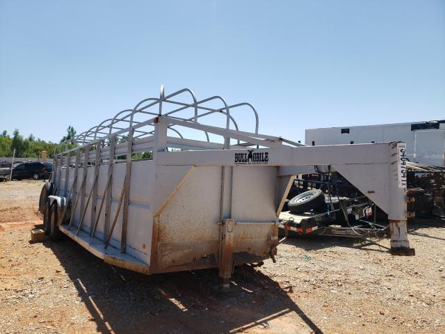 Salvage cars for sale from Copart Oklahoma City, OK: 1991 Bullet Trailer