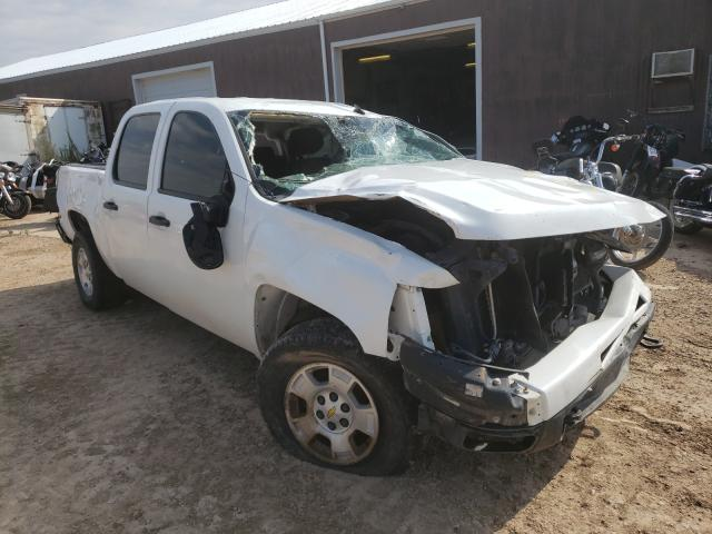 Salvage cars for sale from Copart Billings, MT: 2011 Chevrolet Silverado