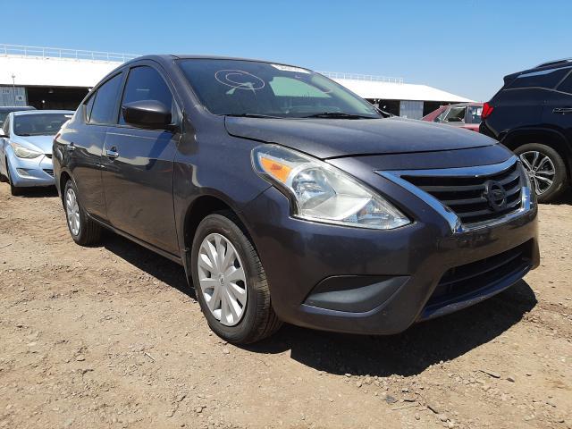 Salvage cars for sale from Copart Phoenix, AZ: 2015 Nissan Versa S