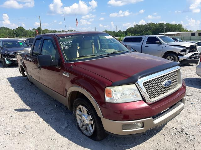Salvage cars for sale from Copart Montgomery, AL: 2004 Ford F150