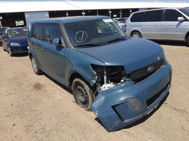 Salvage cars for sale at Phoenix, AZ auction: 2010 Scion XB