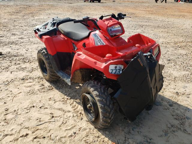 Salvage cars for sale from Copart China Grove, NC: 2019 Polaris Sportsman