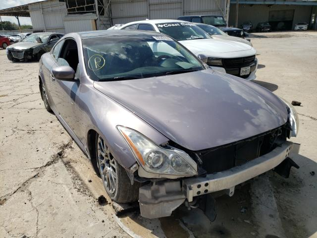 Salvage cars for sale from Copart Corpus Christi, TX: 2008 Infiniti G37 Base