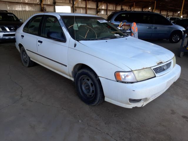 Salvage cars for sale from Copart Phoenix, AZ: 1998 Nissan Sentra E