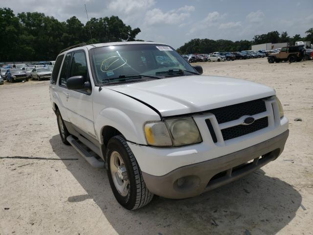Used 2002 FORD EXPLORER - Small image. Lot 55186391