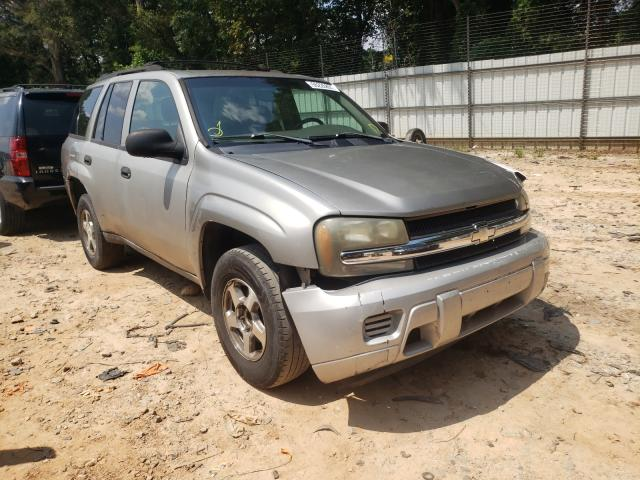 Salvage cars for sale from Copart Austell, GA: 2002 Chevrolet Trailblazer
