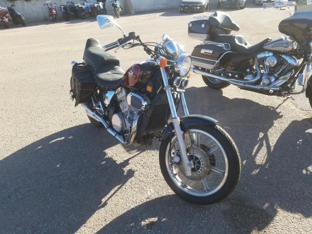 Salvage cars for sale from Copart Colorado Springs, CO: 1995 Kawasaki VN750