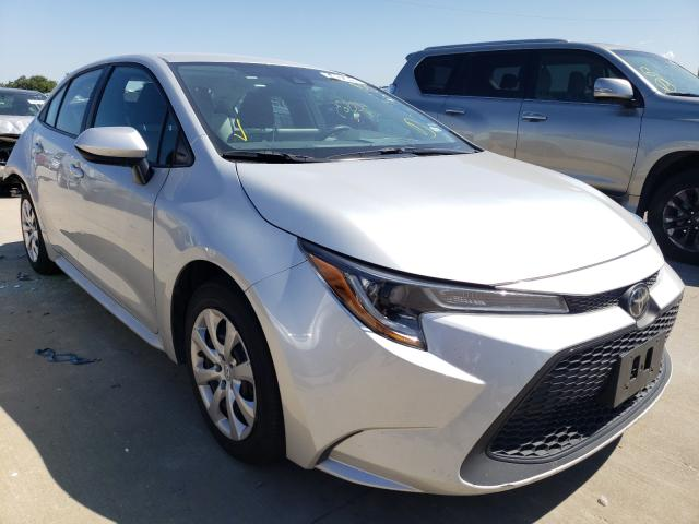 Vehiculos salvage en venta de Copart Grand Prairie, TX: 2020 Toyota Corolla LE