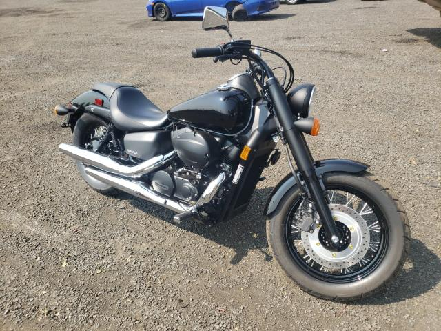 Salvage cars for sale from Copart New Britain, CT: 2020 Honda VT750 C2B