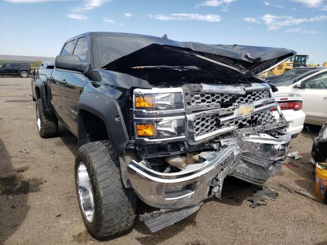 2014 Chevrolet Silverado en venta en Albuquerque, NM
