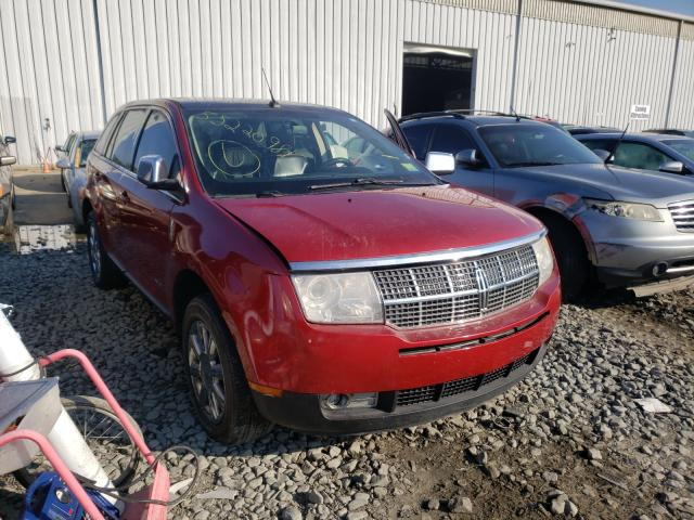 Used 2008 LINCOLN MKX - Small image. Lot 55220981