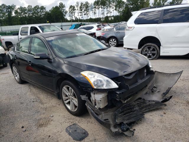 Nissan Vehiculos salvage en venta: 2011 Nissan Altima SR