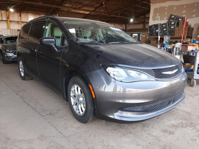 Chrysler Voyager LX salvage cars for sale: 2021 Chrysler Voyager LX