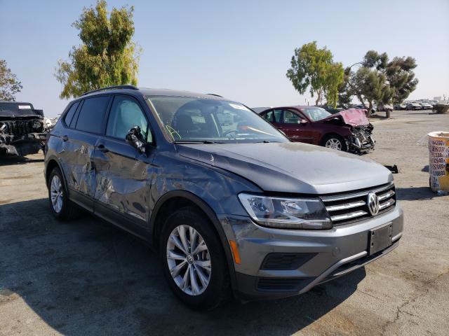 Vehiculos salvage en venta de Copart Martinez, CA: 2019 Volkswagen Tiguan S