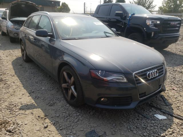 Salvage cars for sale at Eugene, OR auction: 2010 Audi A4 Premium
