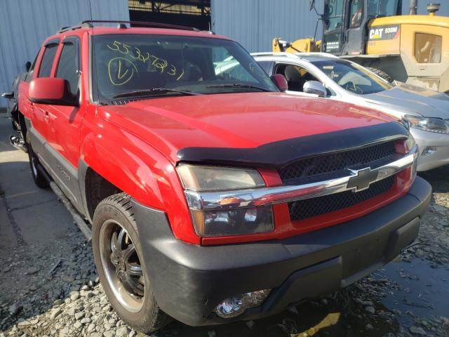 Salvage cars for sale from Copart Windsor, NJ: 2004 Chevrolet Avalanche