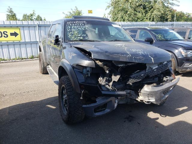 Ford salvage cars for sale: 2013 Ford F150 SVT R