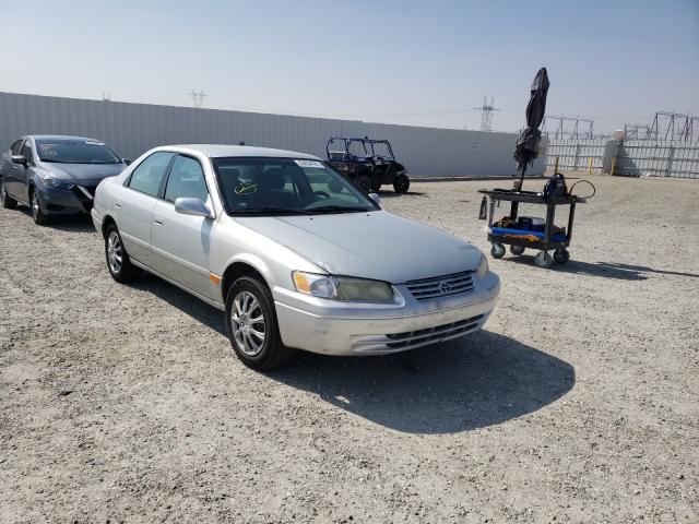 Salvage cars for sale from Copart Adelanto, CA: 2001 Toyota Camry CE
