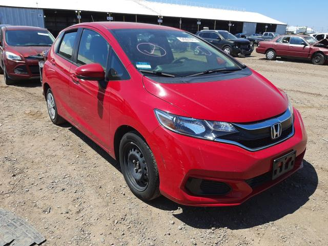 Salvage cars for sale from Copart Phoenix, AZ: 2019 Honda FIT LX