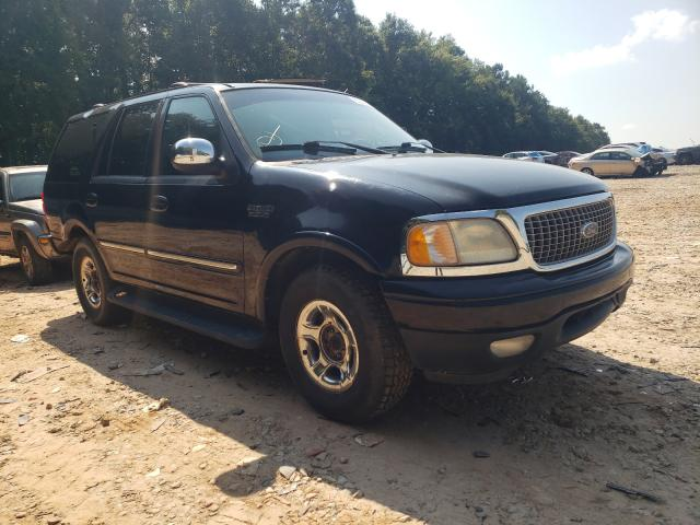 Salvage cars for sale from Copart Austell, GA: 2001 Ford Expedition