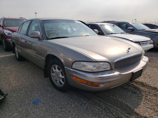 Vehiculos salvage en venta de Copart Bismarck, ND: 2000 Buick Park Avenue
