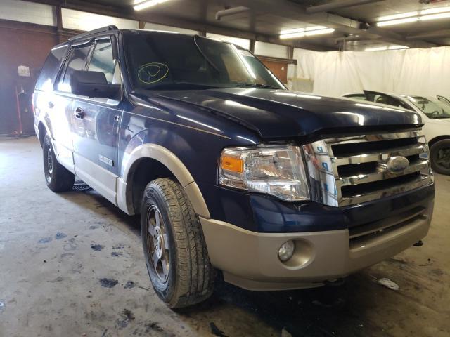 Vehiculos salvage en venta de Copart Ebensburg, PA: 2007 Ford Expedition