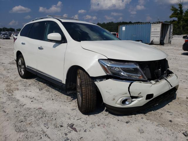 Salvage cars for sale from Copart Loganville, GA: 2016 Nissan Pathfinder