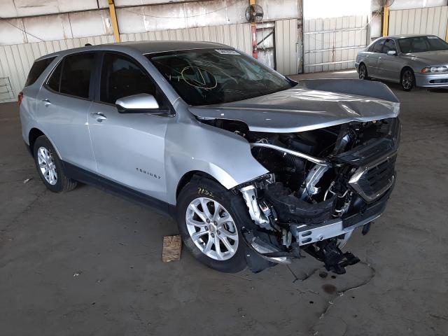Salvage cars for sale at Phoenix, AZ auction: 2021 Chevrolet Equinox LT