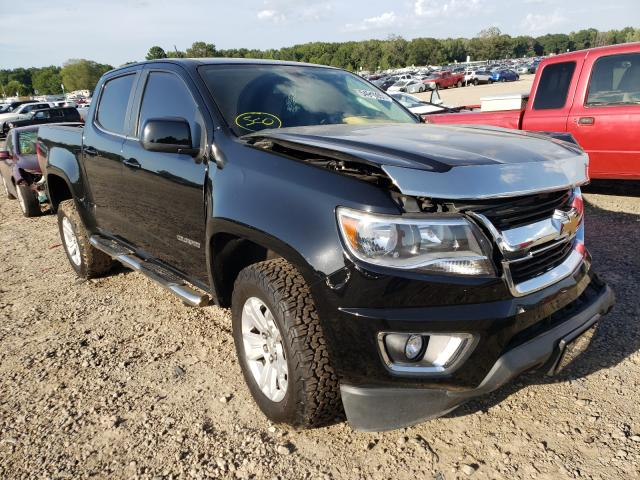 Salvage cars for sale at Conway, AR auction: 2017 Chevrolet Colorado L
