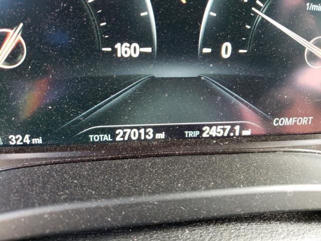 2019 BMW X3 SDRIVE3 5UXTR7C5XKLE97242