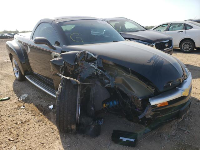 Chevrolet SSR salvage cars for sale: 2004 Chevrolet SSR