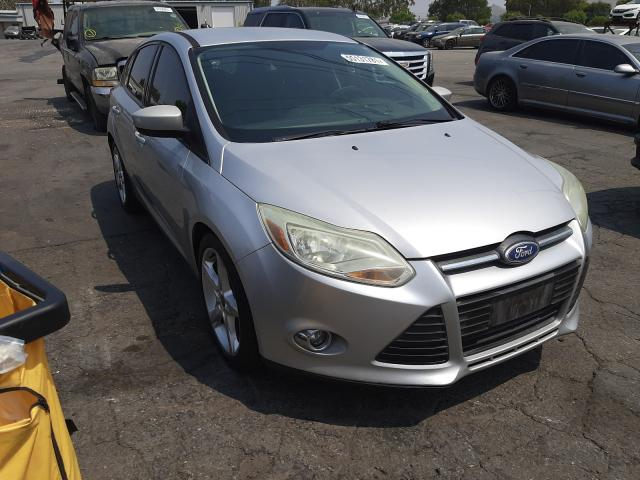 Salvage cars for sale from Copart Colton, CA: 2012 Ford Focus