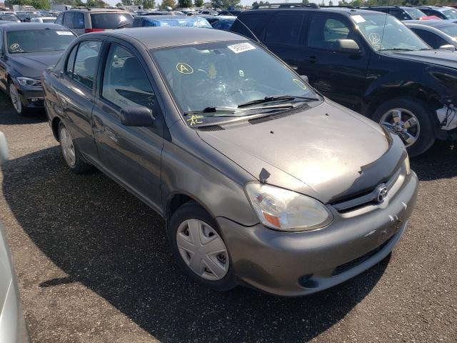 Toyota Echo salvage cars for sale: 2005 Toyota Echo