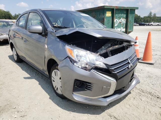 Mitsubishi Vehiculos salvage en venta: 2021 Mitsubishi Mirage