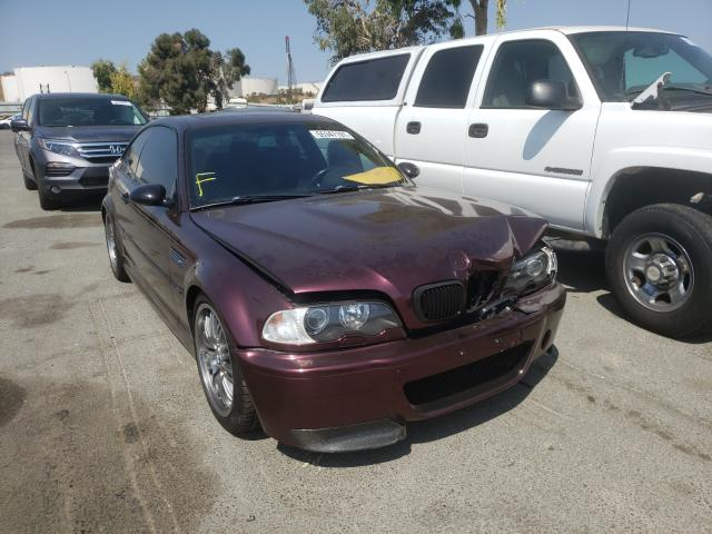Vehiculos salvage en venta de Copart Martinez, CA: 2004 BMW M3