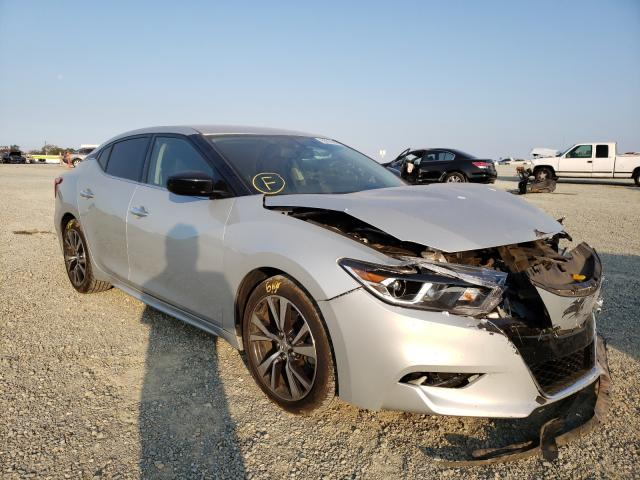 Salvage cars for sale from Copart Antelope, CA: 2017 Nissan Maxima 3.5