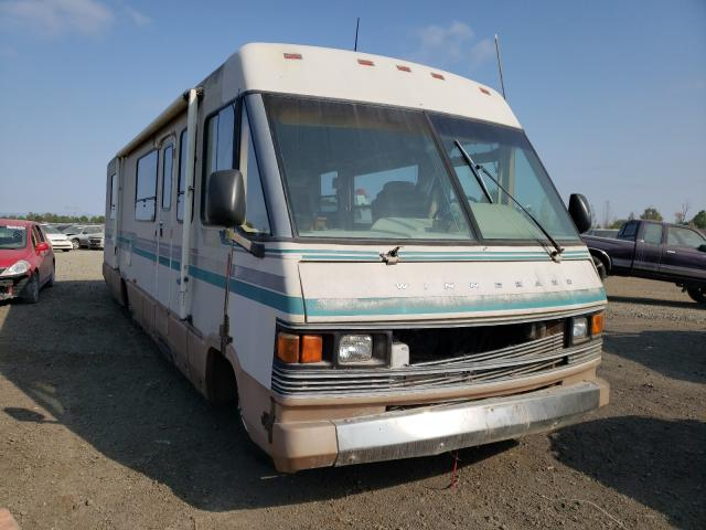 Salvage cars for sale from Copart Eugene, OR: 1989 Winnebago Other