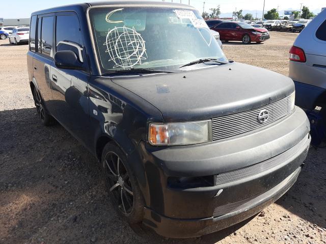 Salvage cars for sale from Copart Phoenix, AZ: 2006 Scion XB