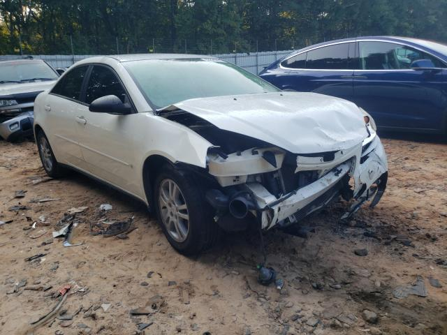 Salvage cars for sale from Copart Austell, GA: 2006 Pontiac G6 SE1