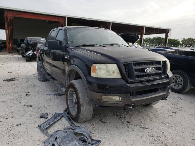 Vehiculos salvage en venta de Copart Homestead, FL: 2005 Ford F150 Super