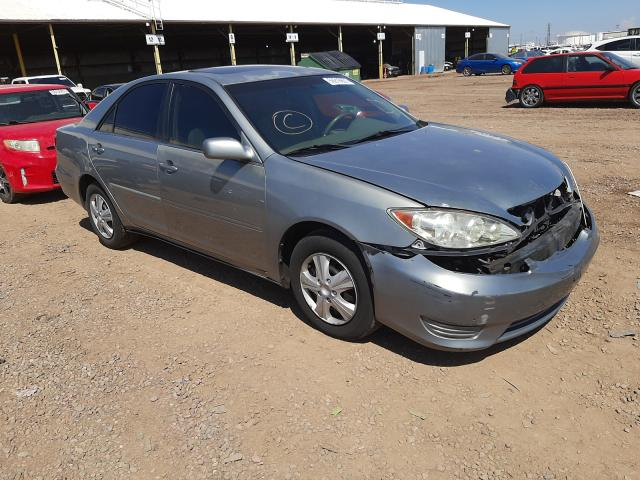 Salvage cars for sale from Copart Phoenix, AZ: 2005 Toyota Camry LE