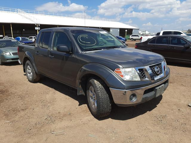 Salvage cars for sale from Copart Phoenix, AZ: 2009 Nissan Frontier C