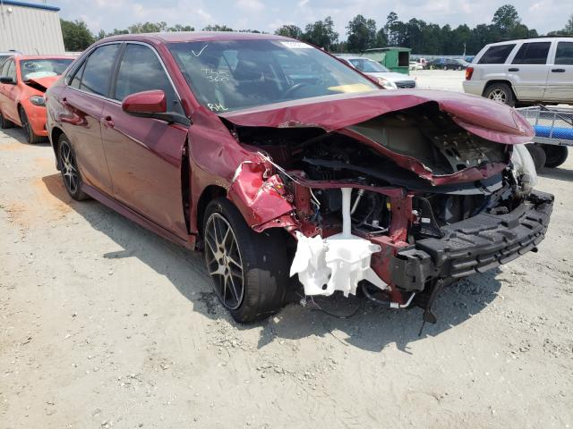 2016 TOYOTA CAMRY LE 4T1BF1FK3GU608180
