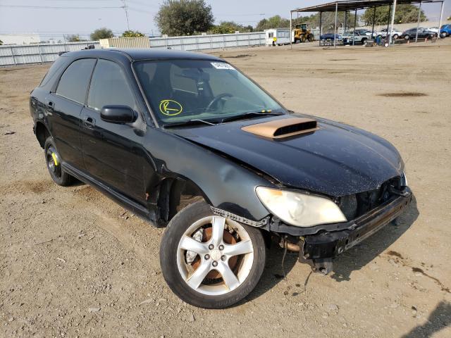 2007 Subaru Impreza WR for sale in San Diego, CA
