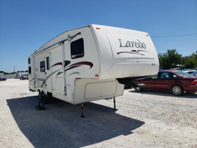 Salvage trucks for sale at Rogersville, MO auction: 2004 Keystone Laredo